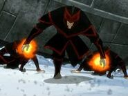Fire Nation Soldiers