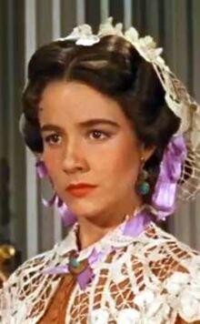 Alicia Rhett as India Wilkes