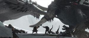 Drago vs. Stoick