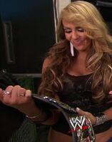 Evil Layla Divas Championship