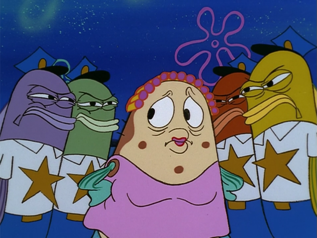 Uncategorized Mrs Puff mrs puff villains wiki fandom powered by wikia spongebob squarepants with police fish
