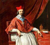 Cardinal Armand Jean de Plessis