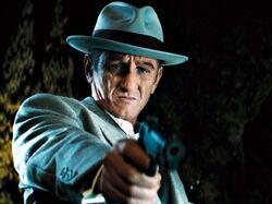 Mickey Cohen gun