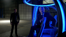 Darhk and Thawne join forces