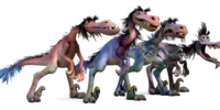 Velociraptors (The Good Dinosaur)