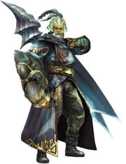 Jegran Final Fantasy Crystal