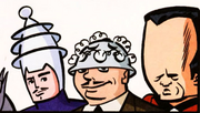 Thinker Brain Storm Hammond DC Super Friends 001