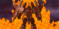 Starscream (Unicron Trilogy)