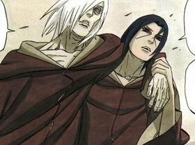 Nagato and Itachi