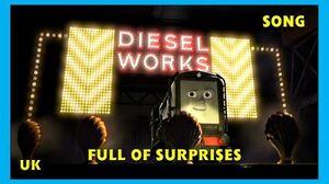 Full of Surprises - UK - HD