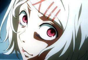 Suzuya scary face