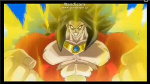 Legendary Super Saiyan 4 Broly