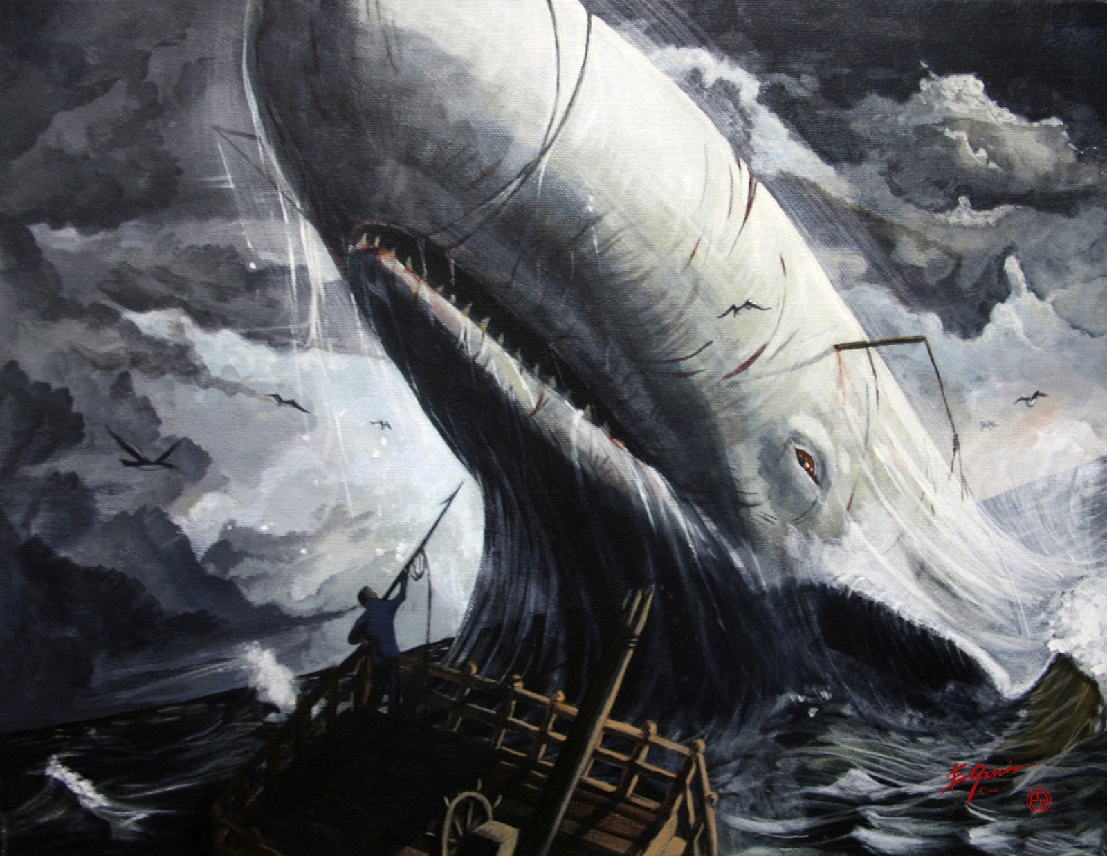 essays on moby dick - good vs evil The white whale, moby dick, is associated with both good and evil, with nature and with god the whale symbolizes opposition (to ahab) and mystery (living in the wild and dark sea) the whale may.