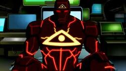 Red Volcano (Earth-16) 001