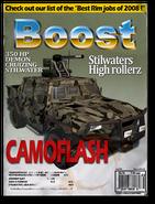 Boost-Army Bulldog