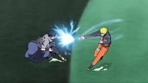File:Sasuke and Naruto Clashing.jpg