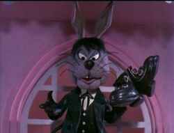 Irontail Peter Cottontail