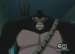 Monsieur Mallah Teen Titans