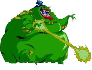Po Kong the Mountain Demon