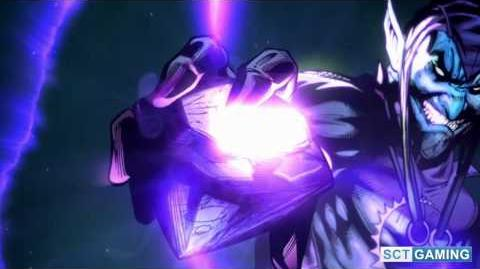 The Spectre - DC Universe Online Character Cutscene