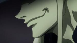 Meruem's grin