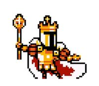 King Knight in game