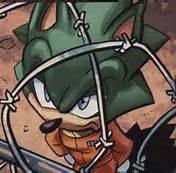 Scourge the Hedgehog 3