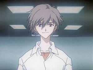 Kaworu Nagisa