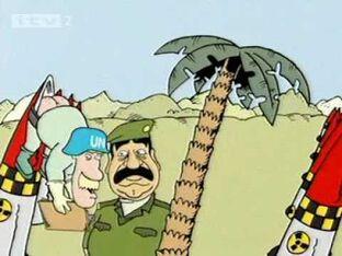 2DTV Saddam