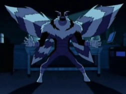 Teen titans Killer Moth