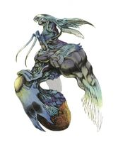 Bizarro Sephiroth