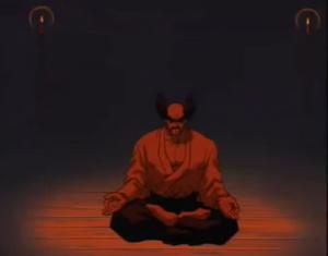 Heihachi on a Top Floor