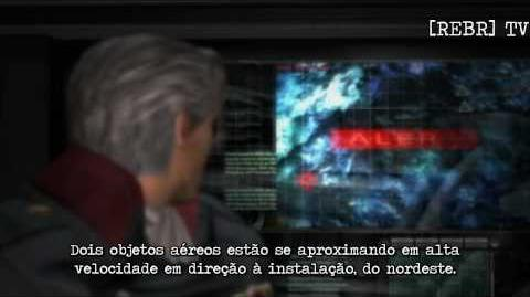 Resident Evil The Umbrella Chronicles - Intro Dark Legacy