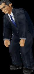 Fake President Vinzer Deling