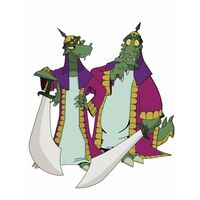 The Komodo Bros.