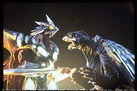 Gamera vs. Iris