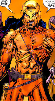 Scimitar (Earth-616)