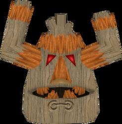 Crash Bandicoot The Wrath of Cortex Rok-ko