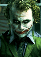 Heath ledger joker