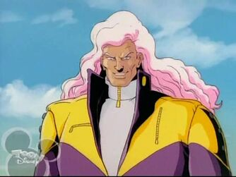 Ruckus - X-Men Animated Series 004
