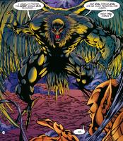 Zaggot the God of Chaos