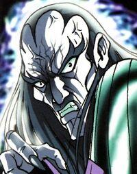 Le visage de Darkhell