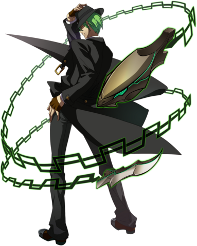 File:Hazama (Story Mode Artwork, Pre Battle).png