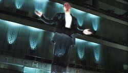 Michael Drucker's Hologram