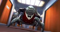 Mr Waternoose Chase