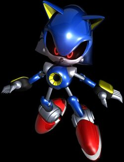 Vengeful Metal Sonic