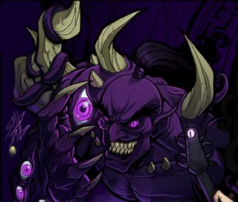 Chaos Lord Tibicenas