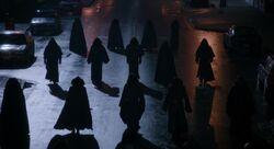 Invading Dark Ones