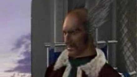 Tekken 3 Heihachi Ending