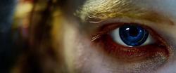 Techie's eyes